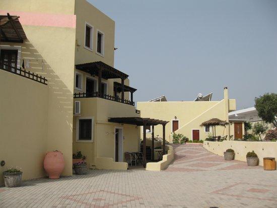 Smaragdi Hotel: appartamenti