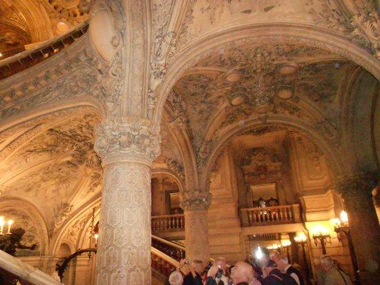 Opéra Garnier : ÓPERA GARNIER