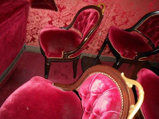 Opéra Garnier : PALCOS ÓPERA GARNIER