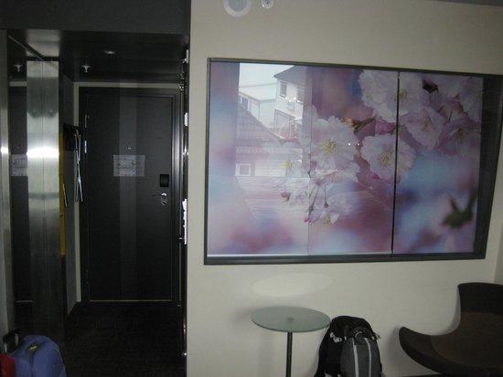 Comfort Hotel Square: Habitacion