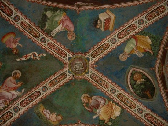 Rocca di Vignola : Cappella