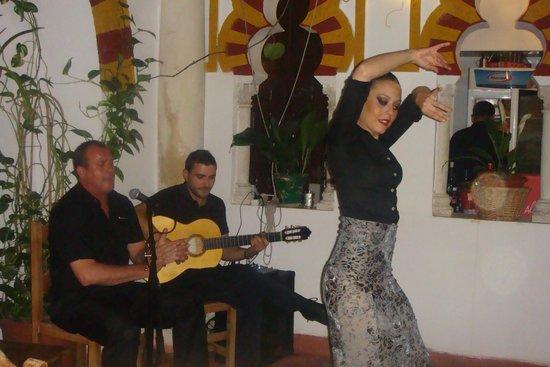 los Cinco Arcos: Show flamenco