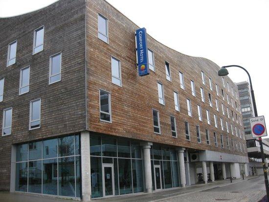 Comfort Hotel Square: Hotel