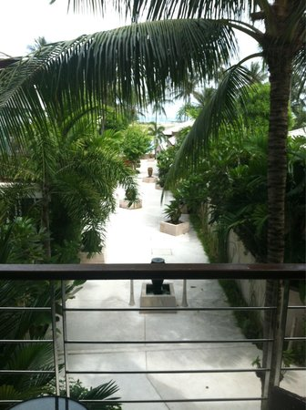 Elements Boutique Resort & Spa Hideaway: View from our room