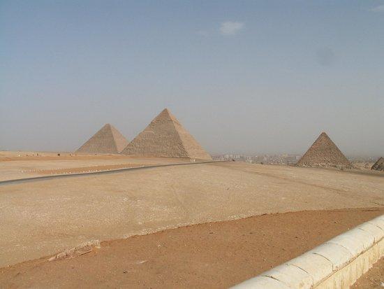 Pyramide de Khéops : DE piramyden