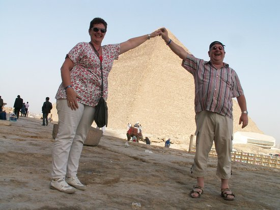 Pyramide de Khéops : Toeristisch