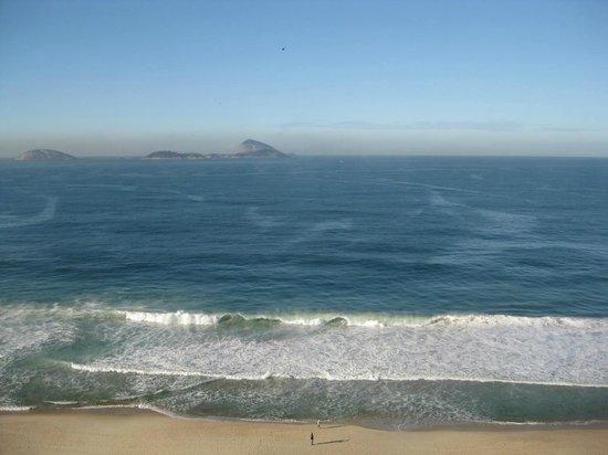 Hotel Marina Palace Rio Leblon: View from room 1201