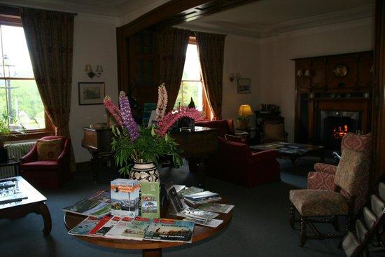 The Lovat, Loch Ness: Hotel lounge