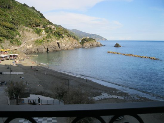 Hotel Pasquale : View from room #10