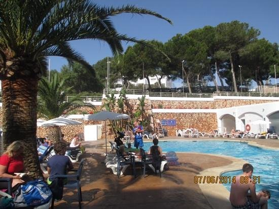 Hotel Marina Skorpios: pool