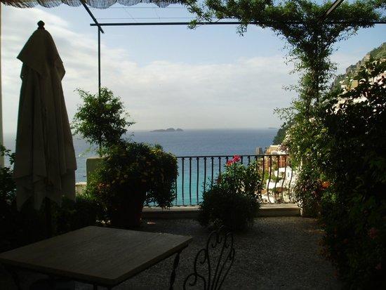Villa Rosa: 今までのリゾートで最高のテラス!