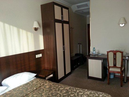 Hotel Laguna Lipetsk: Интерьер