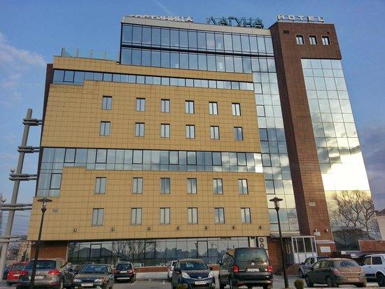 Hotel Laguna Lipetsk: Отель