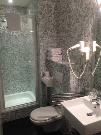 3 Paardekens Hotel : Cuarto de baño