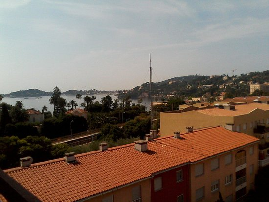 Ibis Styles Beaulieu-sur-Mer: View from my room