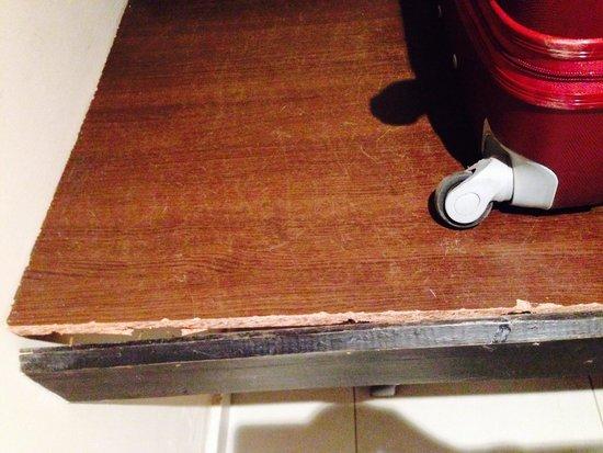 Casablanca Le Lido Thalasso & Spa: Table Lido Spa casa