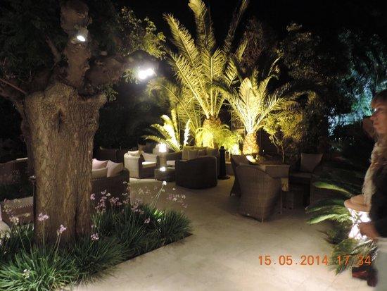 Best Western Plus Montfleuri: jardin