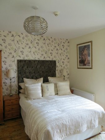 Stirabout Lane : Double bedroom
