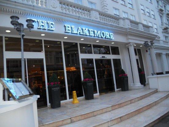 Blakemore Hyde Park: façade de l'hôtel