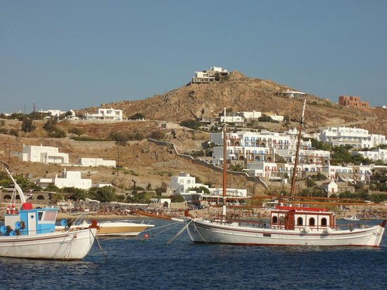 Mykonos On Board Sailing Trips: Greece