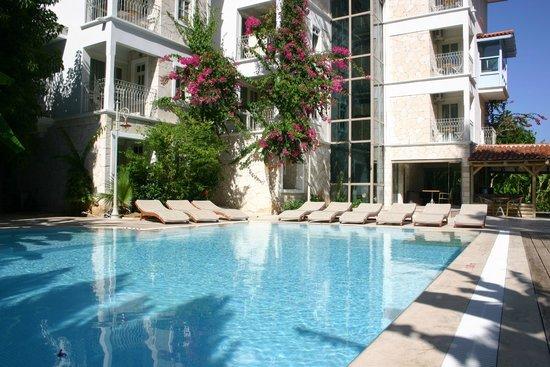 Petunya Konak Boutique Hotel: Swimming Pool
