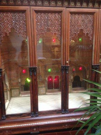 Hotel Ibarra: Recepción