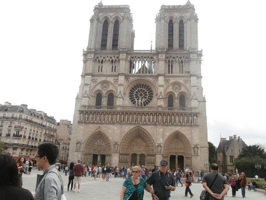 SANDEMANs NEW Europe - Paris : Notre Dame