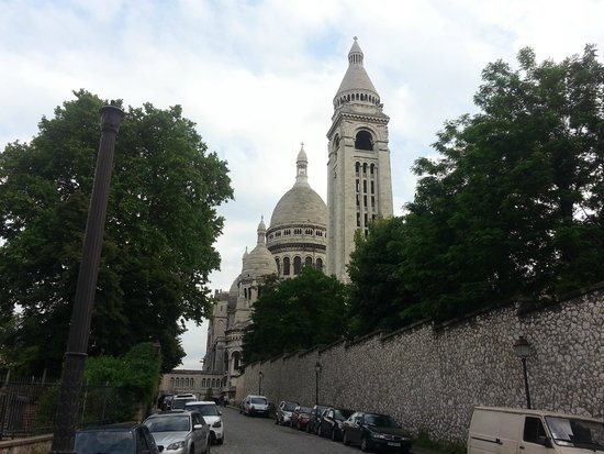SANDEMANs NEW Europe - Paris : Sacre Couer