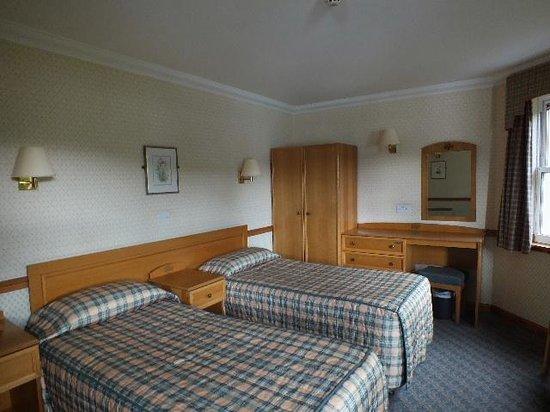 Inversnaid Hotel: Comfy beds