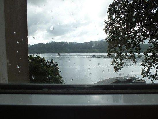 Inversnaid Hotel: Loch Lomond