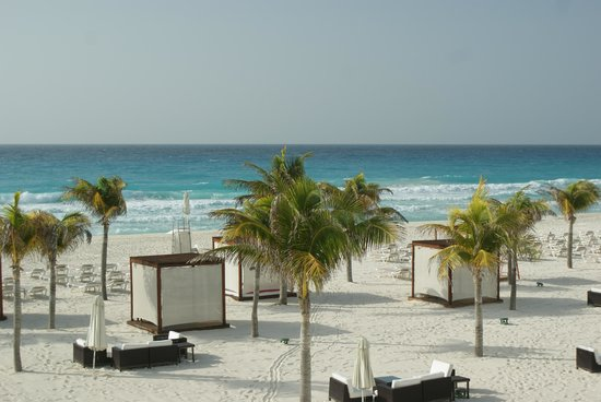 Le Blanc Spa Resort: Le Blanc Beach