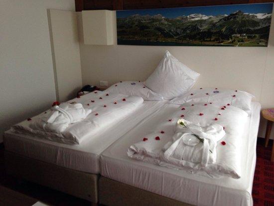 H+ Hotel & SPA Engelberg: Honeymoon