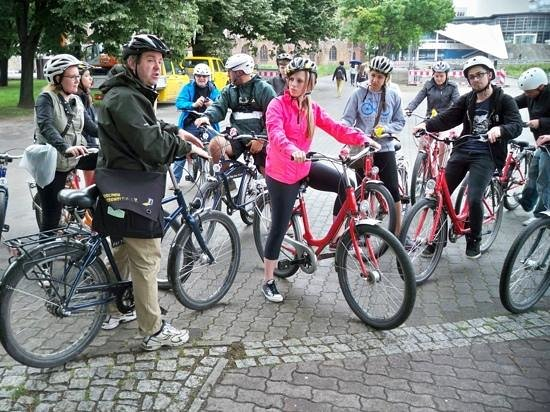 Fat Tire Bike Tours: Fat Tire Bike Tour Berlin
