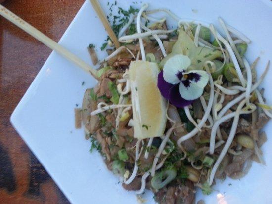 Restaurant Diferent : Oriental dish