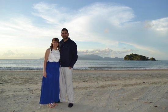 The Gulai House: Pre Meal Beach visit