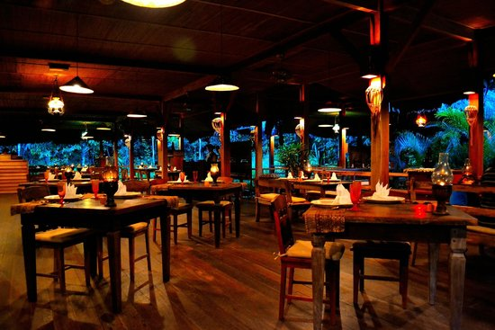 The Gulai House: Restaurant view