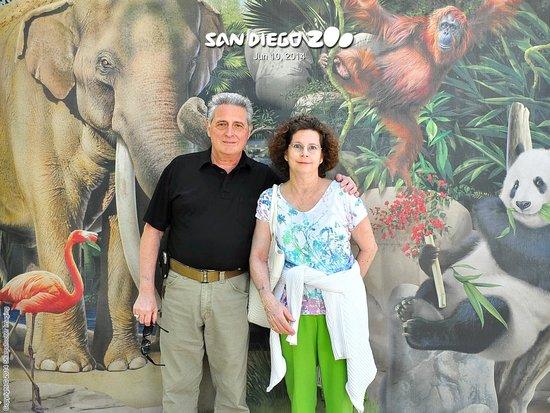San Diego Zoo: SAN DIEGO