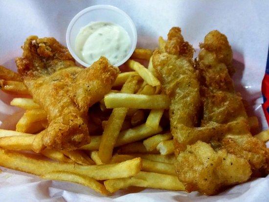 Boll Weevil Ramona: Fish fry