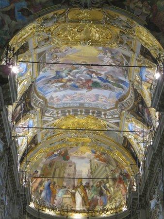 Chiesa di San Siro: Interno