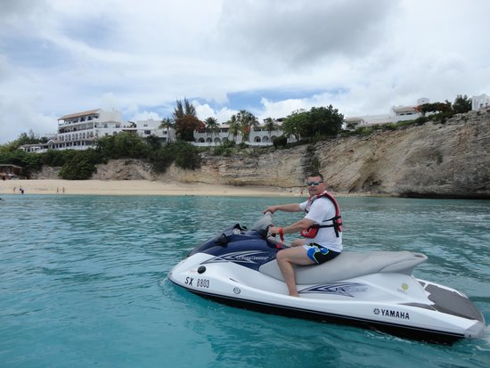 Boathouse Boat Rentals SXM: Jet Skiing
