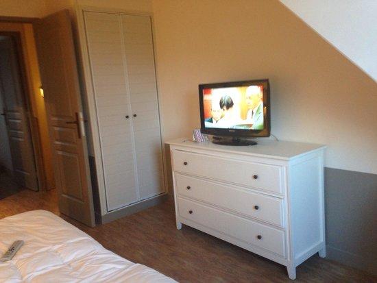 Pierre & Vacances Residence Premium Résidence & Spa : Sovrum