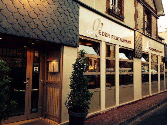 Pierre & Vacances Residence Premium Résidence & Spa : Michelin märkt restaurang L'Eden