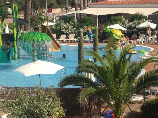 Balansat Resort : Kids pool area