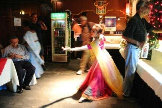 Raj: Dance Performance