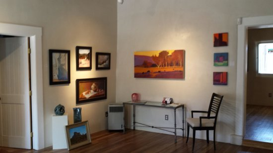 Canyon Road Galleries