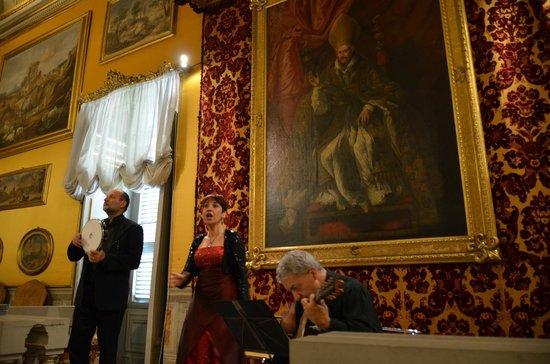 Palazzo Doria Pamphilj: Concert