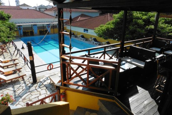 Ionia Hotel Skopelos: Pool
