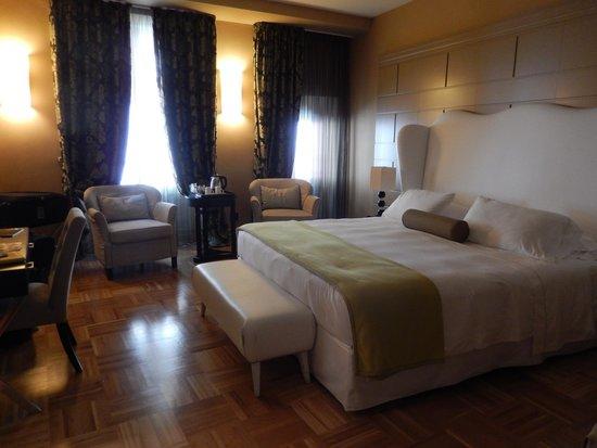 Firenze Number Nine Wellness Hotel: Very comfortable bedroom