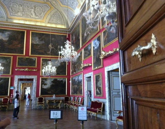 Palazzo Doria Pamphilj: Great hall