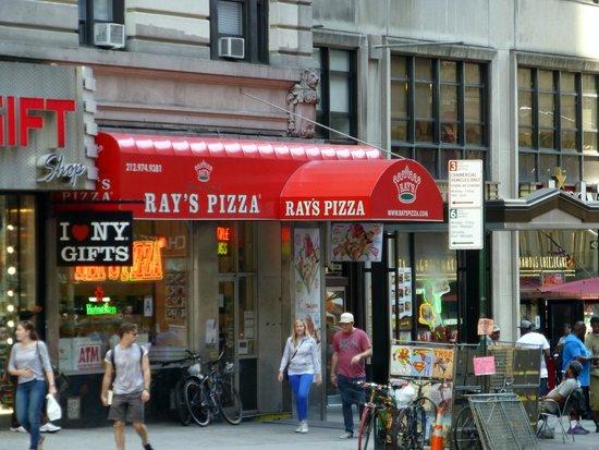 Famous Original Ray's Pizza : Ray's New York City